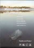 Manigotagan River Canoe Map