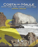 Costa del Maule Chile Trekking Map