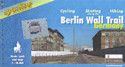 Berlin Wall Bike Trail Cycline Mapbook
