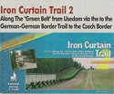 Iron Curtain Bicycle Trail 2 Cycline Mapbook
