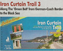 Iron Curtain Bicycle Trail 3 Cycline Mapbook