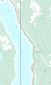 BCtopo20k British Columbia Topographic Map