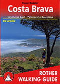 Costa Brava Hiking book