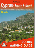 Cyprus Hiking book