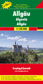 Allgau Travel Map