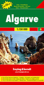 Algarve Travel Map