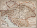 Austrian Hungary Monarchy Map