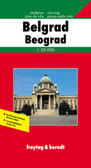 Belgrade Travel Map
