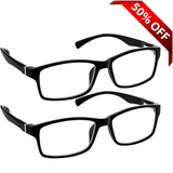 Value 2 Pack Prescription Computer Glasses