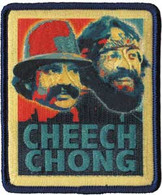 "Cheech & Chong ""Retro"" Patch"