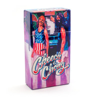 "Cheech & Chong Flip Top Cigarette Case - 100mm ""Truckin"""