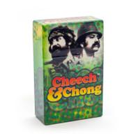"""Cheech & Chong Flip Top Cigarette Case - 85mm """"Reflections"""""""