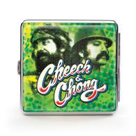 "Cheech & Chong Deluxe Cigarette Case - 85 mm ""Reflections"""