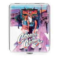 """Cheech & Chong Deluxe Cigarette Case  - 100mm """"Truckin"""""""