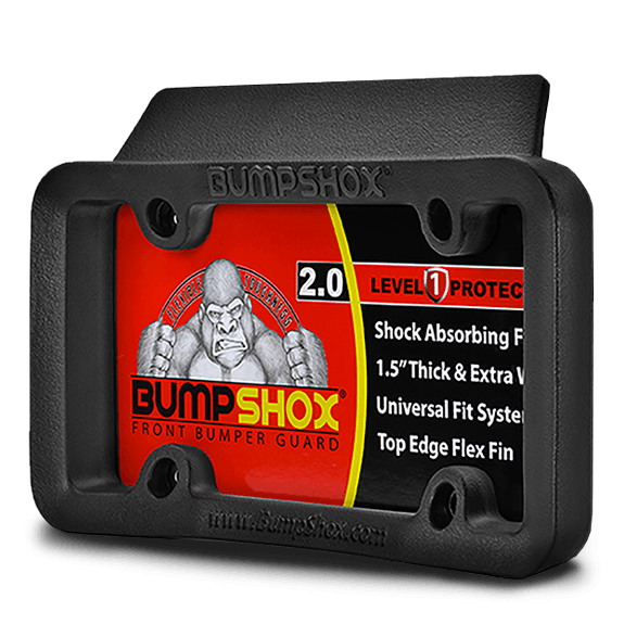 BumpShox 2.0 Front Bumper Protection
