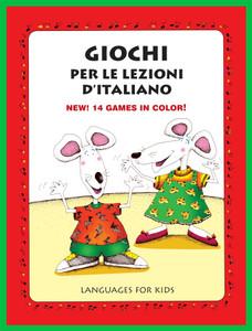 Giochi per le lezioni d'italiano