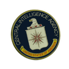 Central Intelligence Agency CIA Lapel PIn