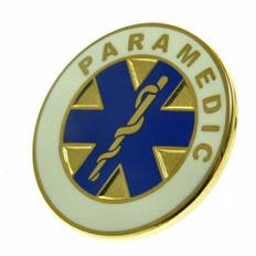 Paramedic Star of Life Lapel Pin