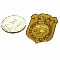 National Park Ranger Mini Badge Pin