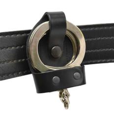 Perfect Fit Bikini Handcuff Case Black Snap