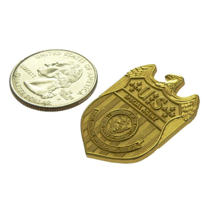 NCIS Special Agent Mini Badge Pin