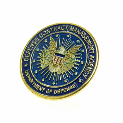Defense Contract Management Agency DCMA Pin