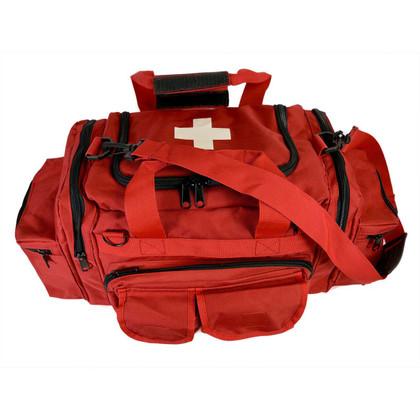 Red EMT Emergency Medical Gear Bag