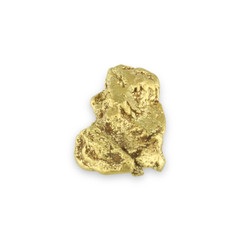 3.5 DWT RAW ALASKA GOLD NUGGET