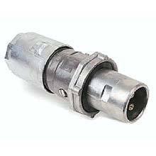 APJ6485 Crouse Hinds Pin and Sleeve Receptacle, AR Arktite Plug 60 Amp 4-Pole