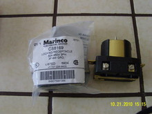 CS8169 50A 480V 3 PHASE FEMALE RECEPTACLE { MARINCO }