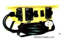 6508G T/L 50A 125/250V POWER CENTER
