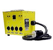 6502G  20AMP 125/250V MINI POWER CENTER 20A T/L
