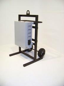 CC-1A-102 Three Phase Distribution Cart 100A 120/208V