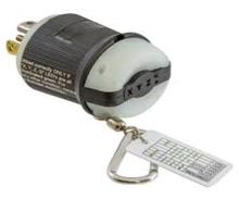 HBL3PT2511 Hubbell 20A 120/208V  3 Phase LED CKT Tester
