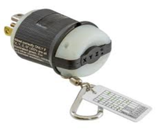 HBLT2311 HUBBELL 20A 125V LED CKT TESTER