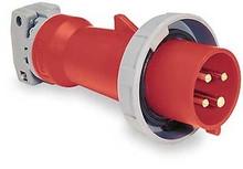 HBL460P7W  60A 480V 3P 4W Hubbell Male Plug