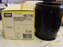 Hubbell 7716C 50A Male Plug Boot