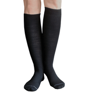 Thin Black Socks