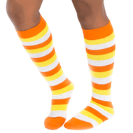 candy corn socks