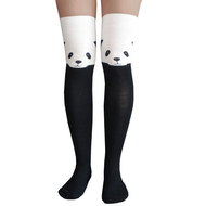 panda thigh highs