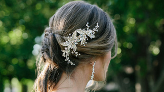 Bridal Hair Comb | HC1736