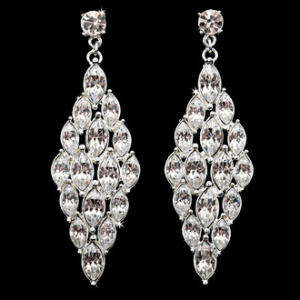 Bridal Earrings | E1866