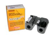 Sunlight Lux Silver Monochrome Ribbon - Premium Resin*