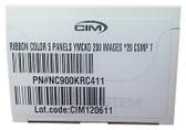 5 Panel Color Ribbon for CIMAGE K300, K400