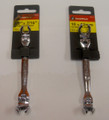 GREAT NECK 2 Piece Metric Flex Flarenut Wrench Set - FNF02