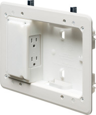 Low Profile TV Box? for Shallow Wall Depths (TVL508)