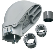 PVC Entrance Cap with Adapters and Sleeves (PVC1020)