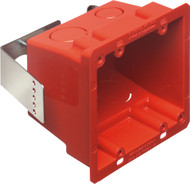 Non-Metallic and Plated Steel 4x4 Box (FSR404RD)