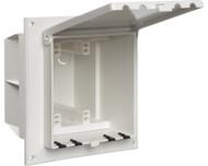 Non-Metallic Exterior Keypad Enclosure (DBLVR2W)
