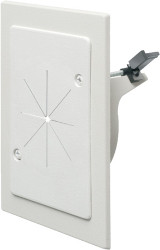 Larger Cable Entry Bracket w/ Slotted Cover (CE1RP)